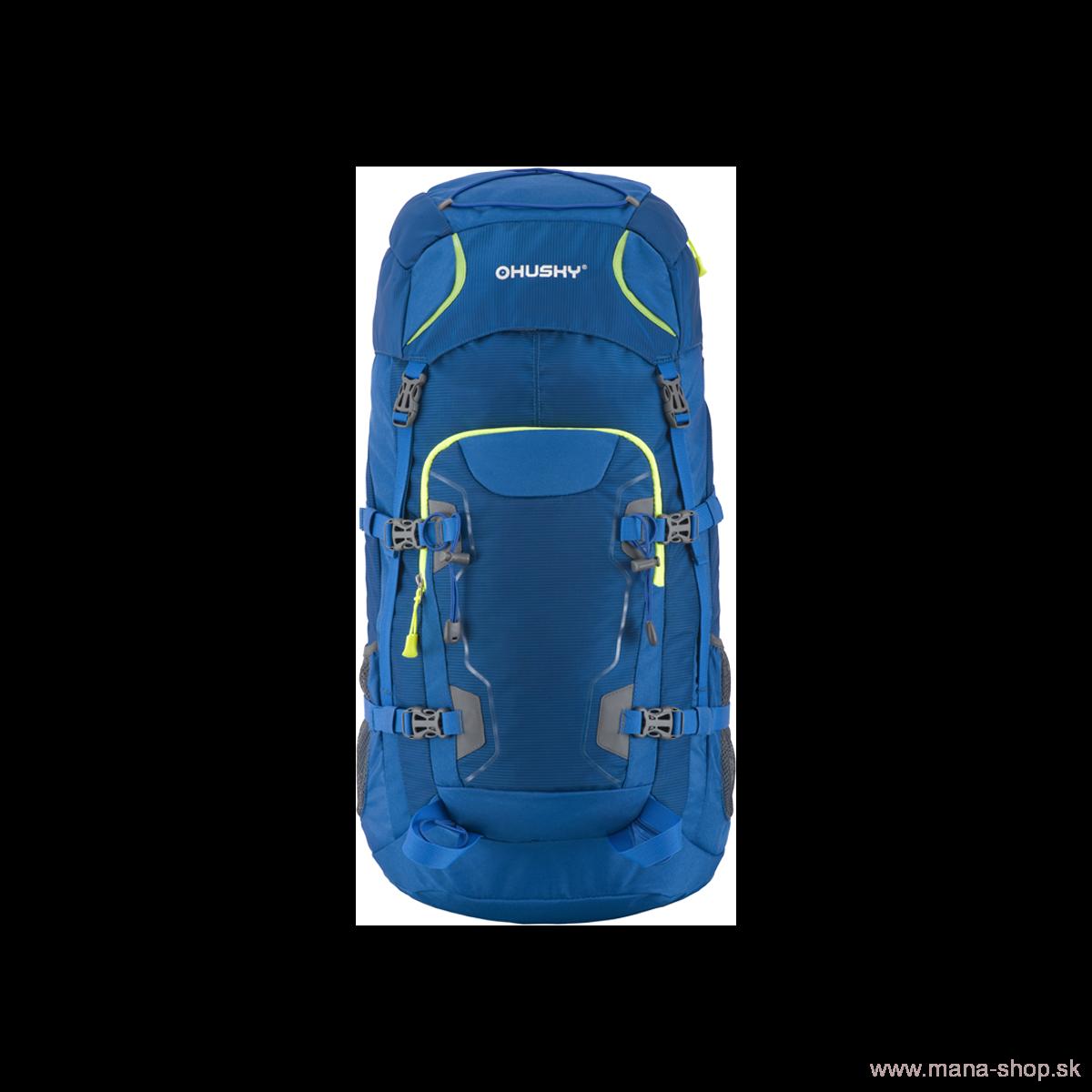 5f6d3c29729 Batoh turistický SLOPER 45 l HUSKY modrá