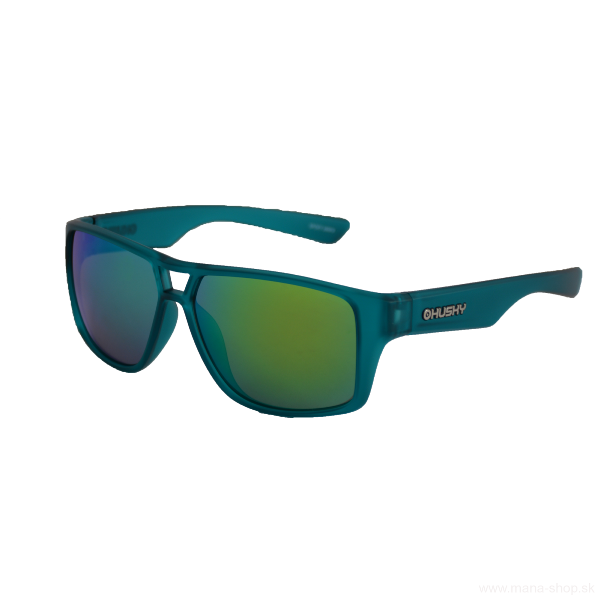 Športové okuliare SPOKY HUSKY zelená 487739d3504
