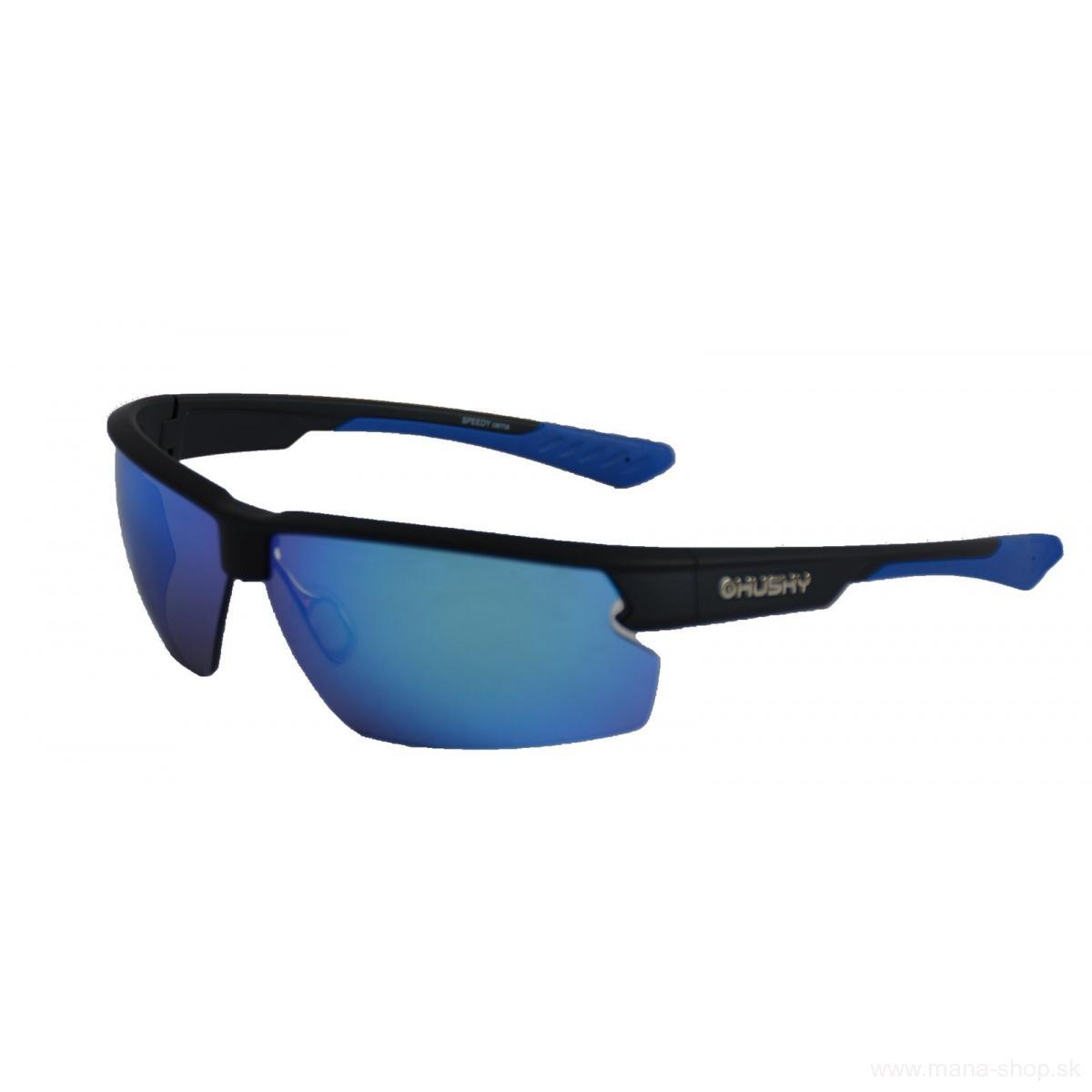 Športové okuliare SPEEDY HUSKY čierna 8a98e8665d9