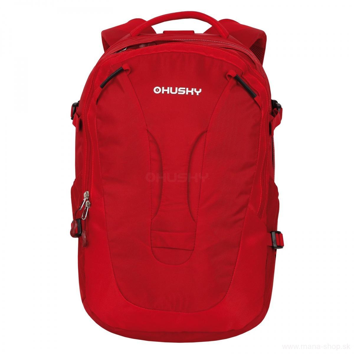 Mestský batoh PROMISE 30 l HUSKY červený 82c8a9e10c