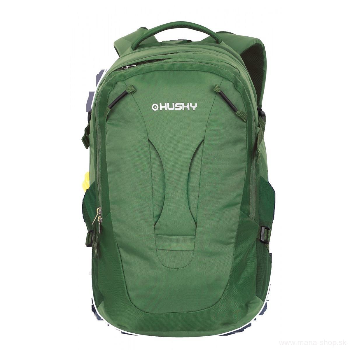 Mestský batoh PROMISE 30 l HUSKY zelený dececf4f3f