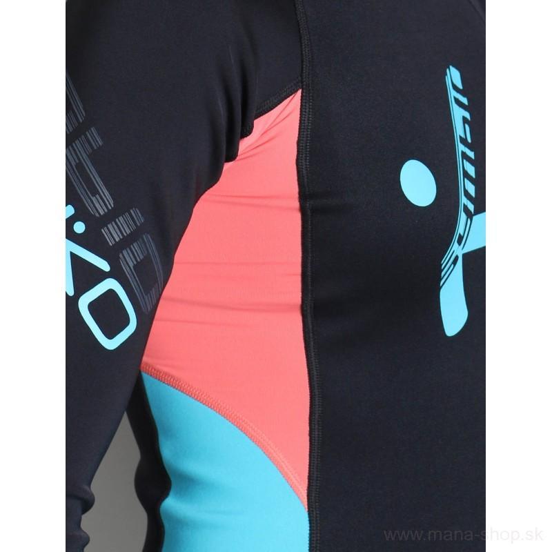 b7d30756df46 Neoprénové tričko SYMBIO W s dlhým rukávom HIKO