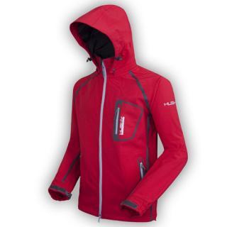 Softshellová bunda X-AVROS červená empty 4b51e98ad70