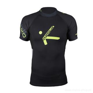 ab134045c672 Neoprénové tričko SYMBIO s krátkym rukávom HIKO čierno-limetková empty