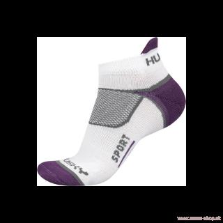 Ponožky SPORT HUSKY fialové empty df30bc938f9