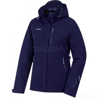 Dámska lyžiarska bunda GAIRI NEW - modrá empty 27e8ee359ae