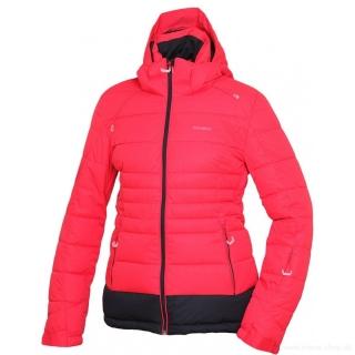 Dámska zimná bunda NOREL L NEW HUSKY červená empty a98f4feefff