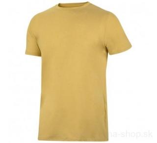2c6d1db55eb0 Pánske tričko TAIDEN HUSKY žltá empty